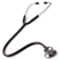 126-BLK Clinical I Stethoscope Black