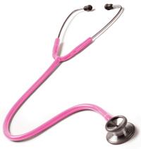 126 Clinical I Stethoscope Pink