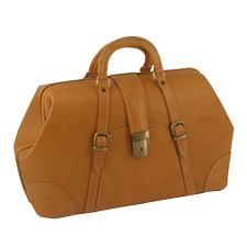 HCN-45416 Steeles Natural Tan Heritage Bag