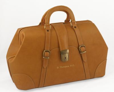 Hcn 45416 Steeles Natural Tan Heritage Bag