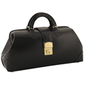 Steeles Specialist Leather Medical Bag