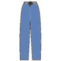SB96 Scrub Pants Ciel Blue