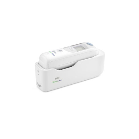 Welch Allyn Braun Thermoscan Pro 6000 Ear Thermometer Small Cradle