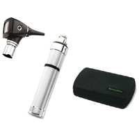 25070 Welch Allyn Diagnostic Otoscope Set
