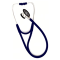 5079-271S Welch Allyn Harvey Elite Stethoscope Navy w/Free Student Kit