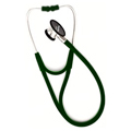 5079-284S Welch Allyn Harvey Elite Stethoscope Forest Green w/Free Student Kit