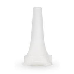52434-CLR-UB Welch Allyn 4.25MM LumiView clear ear specula Bag 850