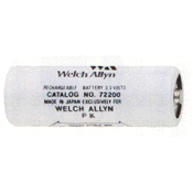 72200 Welch Allyn 3.5 V Rechargeable Battery