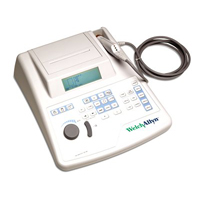 28600 Welch Allyn TM 286 AutoTymp w/IPSI and Audiometer